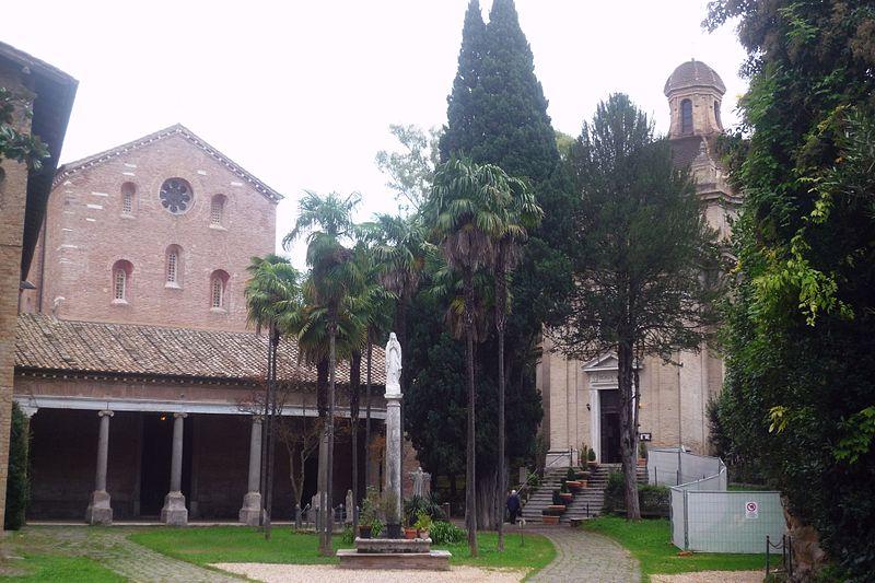Visita guidata all'Abbazia delle Tre Fontane
