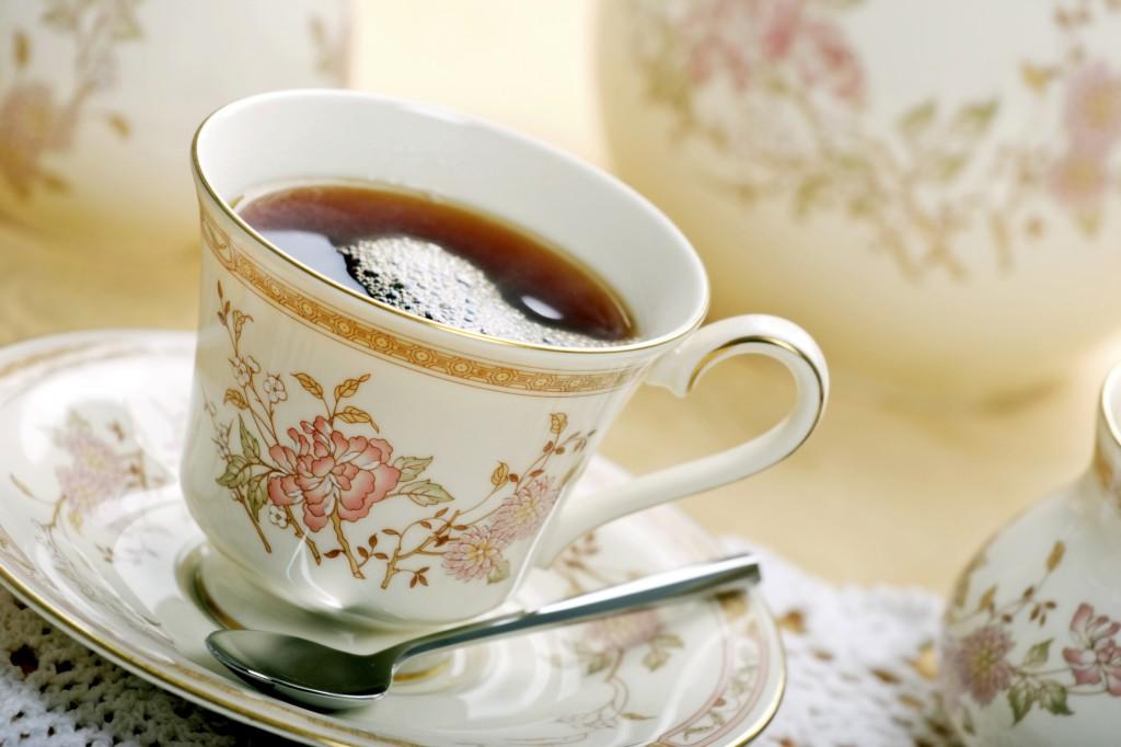 Con l'autunno torna l'ora del tè.
