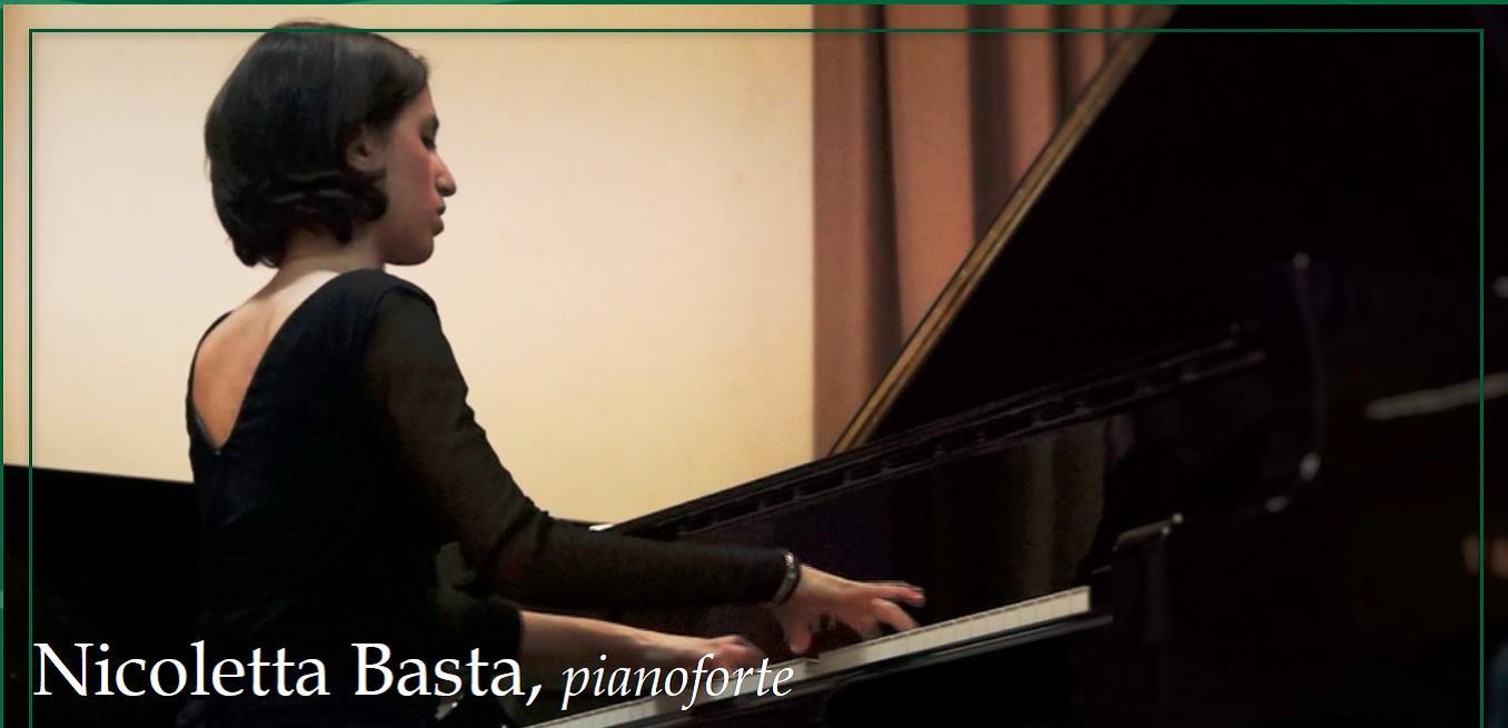 Concerto di musica classica per pianoforte